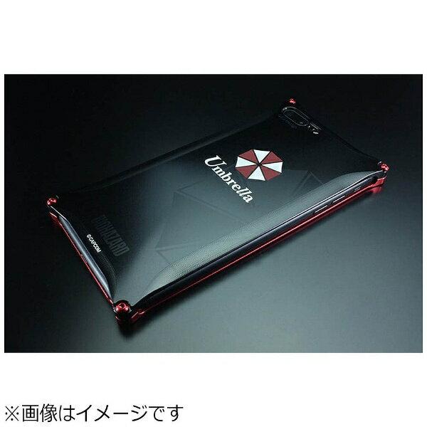 【送料無料】 GILDDESIGN iPhone 7 Plus用 Solid Case -BIOHAZARD- Umbrella GIBIO42131[GIBIO42131]