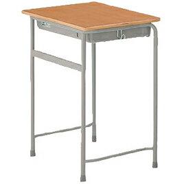 生徒用デスクW650×D450mm6号【整理保管・事務用家具/学校用デスク・イス】
