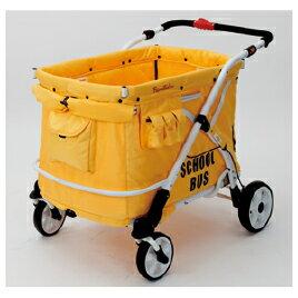 スクールバスMJ6(6人用)【乳幼児用品/ベビーカー】