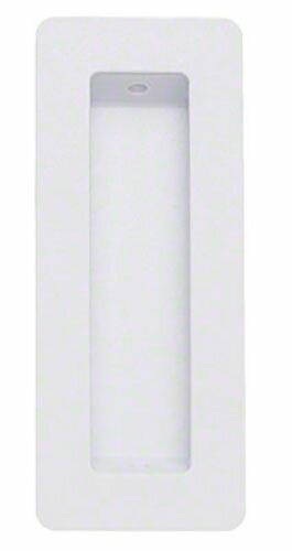 MP-90 両手掛 オール白 160mm(特売) 30個入  白色系 長方形 プラスチック 釘止め