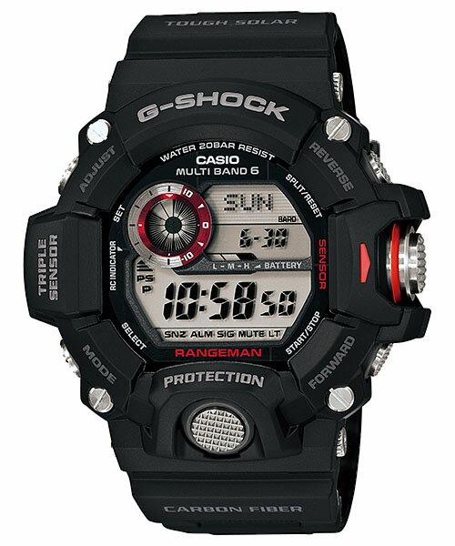 【正規品】CASIO カシオ G-SHOCK Gショック マスターオブG レンジマン メンズ腕時計 GW-9400J-1JF