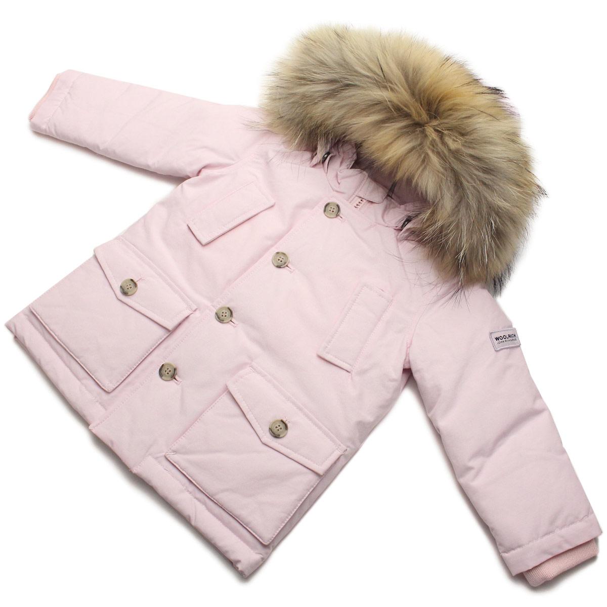 ウールリッチ (WOOLRICH) ベビーコート,ジャンバー WKCPS1767 CN02 RSW ROSA ピンク系 【キッズ・ベビー】