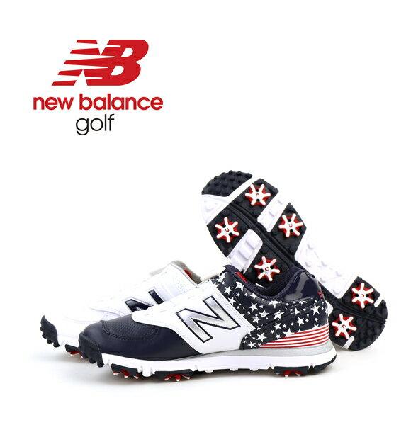 【ニューバランス new balance】 メンズ 防水 ダイヤル式 ゴルフシューズ スパイク MGB574・MGB574-4061702【メンズ】【■■】【クーポン対象外】