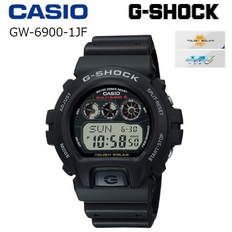 【G-SHOCK腕時計】CASIO GW-6900-1JF【142】