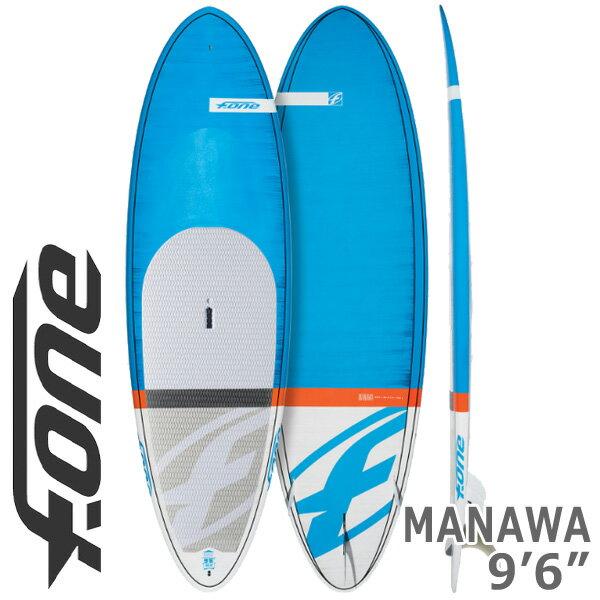 スタンドアップパドルボード SUP F-ONE / エフワン MANAWA 9'6×32.5 165L