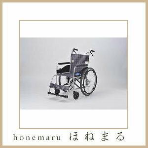 (日進医療器) NEOシリーズ  自走用 NEO-1 車いす 車イス 介護用品 【安心のメーカー直送】 ■TAISコード 00175-000322