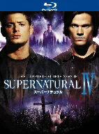 SUPERNATURALIV<フォース・シーズン> コンプリート・ボックス(Blu-ray Disc)/ジャレッド・パダレッキ【1000円以上送料無料】