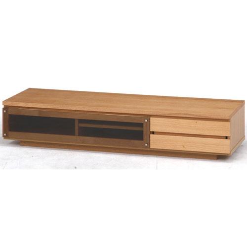 テレビ台 木製 TV台 ノイエル 幅150 ナチュラル テレビボード シンプル コンパクト TVボード テレビラック ローボード ロータイプ