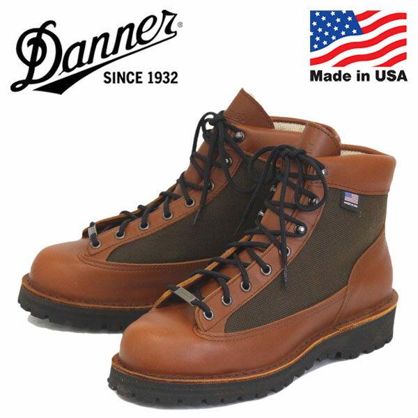 正規取扱店 DANNER (ダナー) 30457 DANNER LIGHT ダナーライト ブーツ Ceder Brown アメリカ製