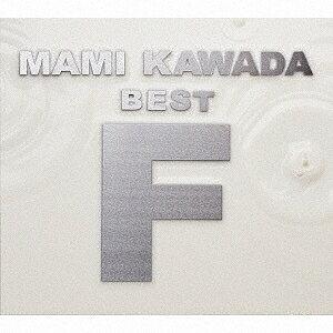 "MAMI KAWADA BEST ""F""(初回限定盤)(3Blu-ray Disc付)/川田まみ【2500円以上送料無料】"