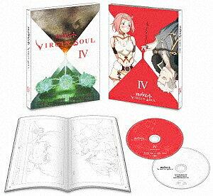 神撃のバハムート VIRGIN SOUL IV(初回限定版)(Blu-ray Disc)/神撃のバハムート【2500円以上送料無料】
