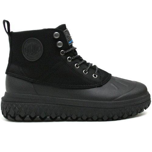 【送料無料】 PALLADIUMPALLADIUM CRUSHION SCRMBL TX Black/Black パラディウム クラッション スクランブル TX シューズ スニーカー 靴 レインシューズ 防水 ユニセックス 男女兼用 送料区分:S