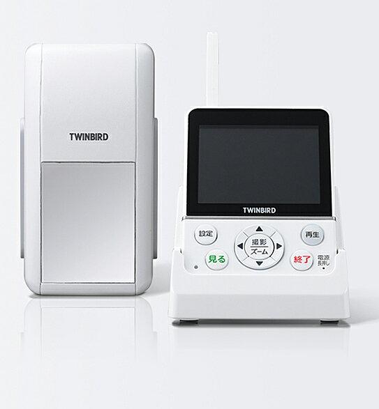 ワイヤレス ドアスコープ モニター ホームセキュリティ DONATA VC-J560W TWIN BIRD