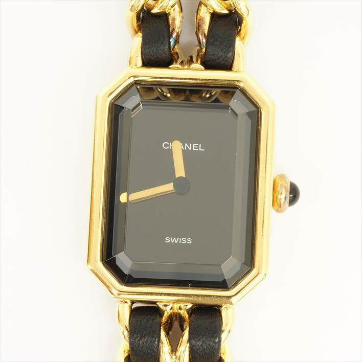 【エントリーでポイント5倍】 CHANEL シャネル プルミエール Lサイズ  X.E.31230 【中古】 腕時計