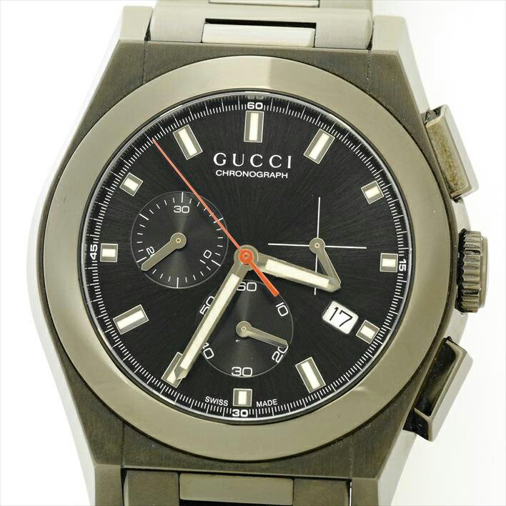 GUCCI グッチ パンテオン 115.2(YA115237) 14204500 【中古】 腕時計