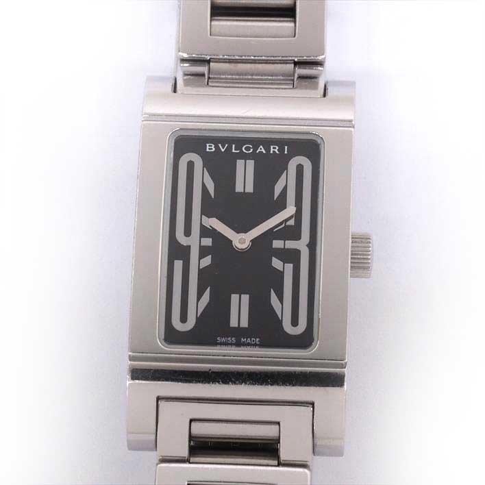BVLGARI ブルガリ レッタンゴロ RT39S L25775【中古】腕時計