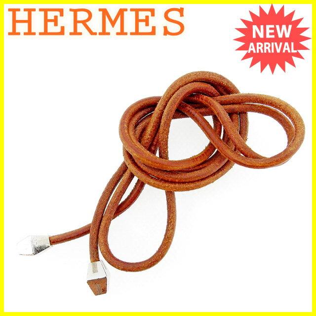 エルメス HERMES ベルト  レディース Hマーク ��ベルト ブラウン×シル�ー レザー×シル�ー金具 人気 セール �中�】 T1994 .