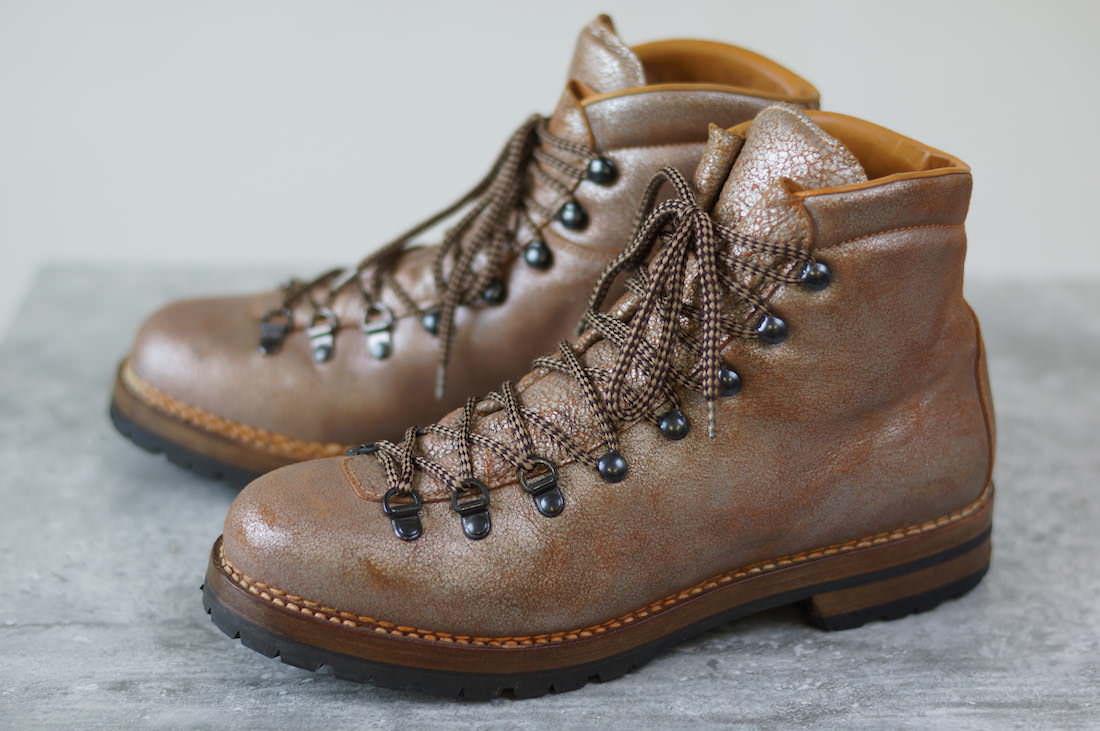 MARMOLADA マルモラーダ/boots/shoe/靴 ブーツ F.lli Giacometti マウンテンブーツ トレッキングブーツ 定番 【中古】【MARMOLADA】