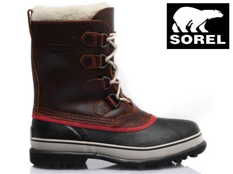 ソレル【SOREL】 カリブーウール Caribou WL NM1873  MENS メンズ ブーツ 靴 防寒ブーツ ウォータープルーフ 冬用ブーツ 防水 送料無料 プレミアム