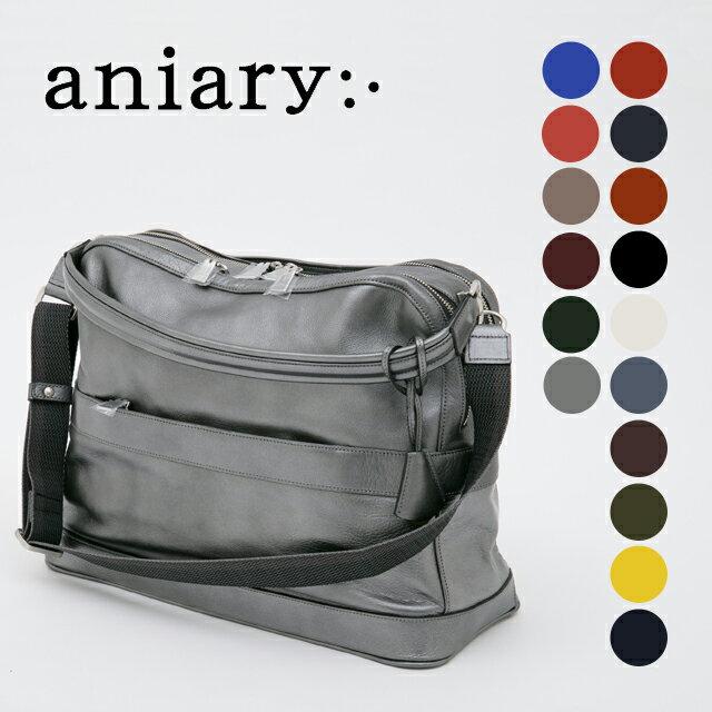 買いしたい アニアリ・aniary 2WAYショルダー【送料無料】アンティークレザー Shoulder 01-09001