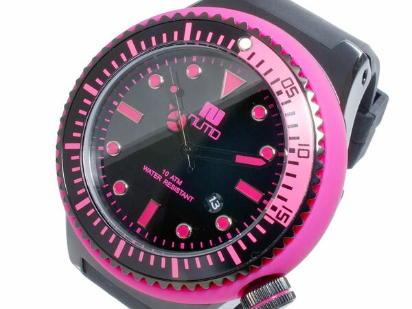 【送料無料】ヌーティッド NUTID SCUBA PRO クオーツ メンズ 腕時計 N-1401M-C PK