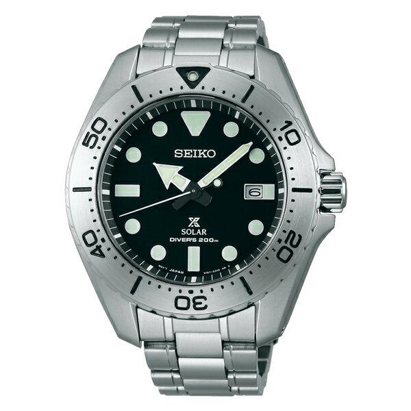 【送料無料】セイコー SEIKO プロスペックス PROSPEX ソーラー メンズ 腕時計 SBDJ009 国内正規