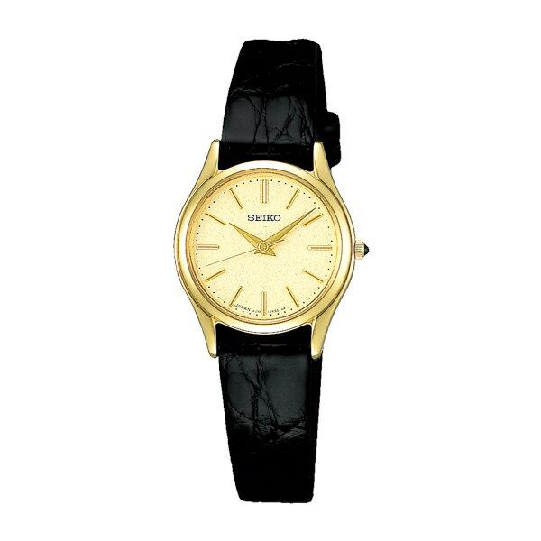 【送料無料】セイコー SEIKO ドルチェ&エクセリーヌ 電池式クオーツ レディース 腕時計 SWDL160 国内正規