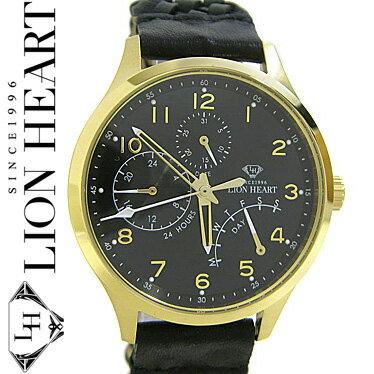 ライオンハート LION HEART 腕時計 メンズ LHW105BKBK 【楽ギフ_包装】【楽ギフ_メッセ入力】【RCP】