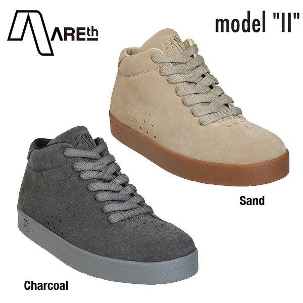 AREth Model II 2017 FW model アース モデル ツ-