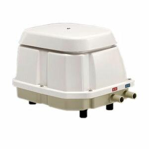単独・小型合併浄化槽用エアーポンプブロア メドーブロワ LAG-80B(R)右ばっ気 日東工器ブロワー