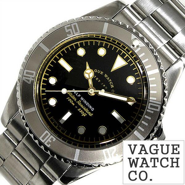 ヴァーグウォッチ 腕時計 [VAGUE WATCH Co.時計]( VAGUE WATCH Co. 腕時計 ヴァーグ ウォッチ コー 時計 ) グレーフェド ( GRY FAD ) メンズ/腕時計/ブラック/GF-L-001 [正規品/人気/流行/ブランド/防水/メタル ベルト/ナイロン/シルバー][プレゼント・ギフト][新生活]
