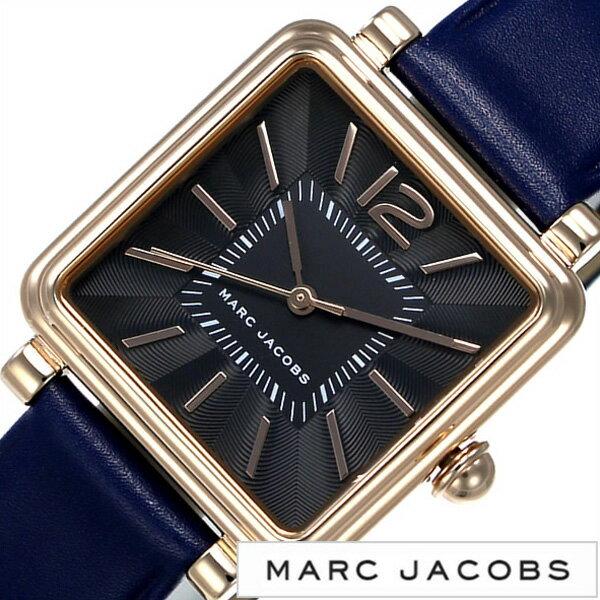 [32%OFF]マークジェイコブス腕時計 MARC JACOBS 腕時計 マーク ジェイコブス 時計 ヴィク VIC レディース/ブラック MJ1523 [人気/流行/ブランド/防水/革/レザー/ギフト/プレゼント/ネイビー][おしゃれ 腕時計][新生活 入学 卒業 社会人]