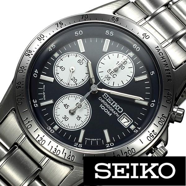 [5年延長保証][セイコー腕時計[SEIKO時計](SEIKO 腕時計 セイコー 時計)クロノグラフ/メンズ時計/SND365PC[ギフト/プレゼント/ご褒美][おしゃれ 腕時計][新生活 入学 卒業 社会人]