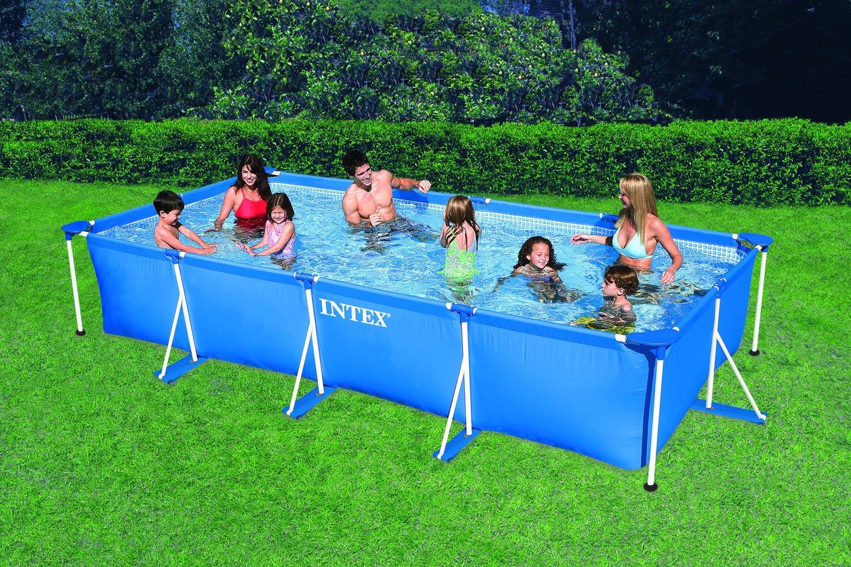Intex 450 - Fotos de piscinas intex ...
