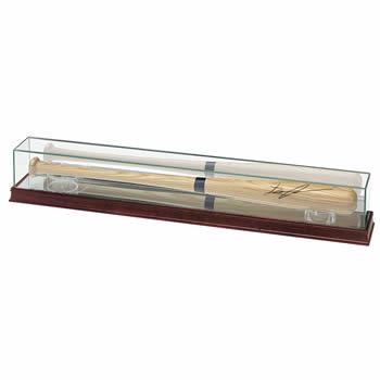ウルトラプロ(UltraPro) サインバットケース UVカット仕様 木製ケース (#81705) Deluxe Bat Holder UV