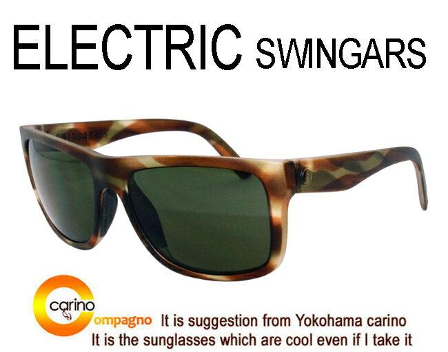 ELECTRIC SWINGARM S 【ポイント10倍】エレクトリック スウィンガーS サングラス