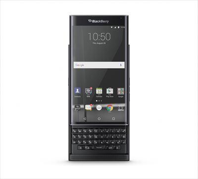 《 BlackBerry 》BlackBerry Priv + FSMP(1年延長保証)  SIMフリー 32GB Black【  ブラックベリー / Android / 日本語 / RegionalJapan / nano-SIM 】 《 ブラックベリー 》