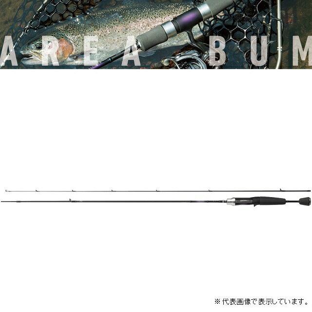 ダイワ AREA BUM (エリアバム) 60L-B(ベイトキャスティングモデル)