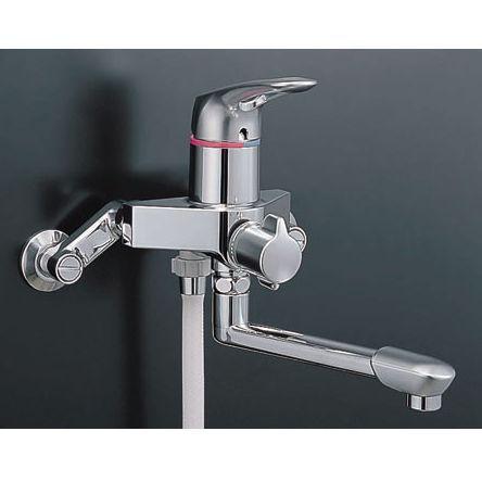 BF-7135S 壁付け、シングルレバー混合水栓/シャワーバス水栓 LIXIL・リクシル アステシア/【RCP】【セルフリノベーション】