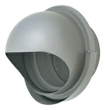 【AT-200MNSJD4】 メルコエアテック 外壁用(ステンレス製) 丸形フード(ワイド水切タイプ)|網 【AT200MNSJD4】[新品]【RCP】【セルフリノベーション】【送料込み】