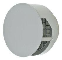 【AT-200TBNSD】 メルコエアテック 外壁用(ステンレス製) 耐外風ベントキャップ(壁汚れ低減タイプ) ギャラリ・網 【AT200TBNSD】[新品]【RCP】【セルフリノベーション】【送料込み】