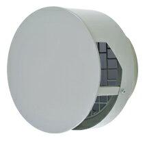【AT-200TBSJD】 メルコエアテック 外壁用(ステンレス製) 耐外風ベントキャップ(壁汚れ低減・ワイド水切タイプ)|ギャラリ 【AT200TBSJD】[新品]【RCP】【セルフリノベーション】【送料込み】