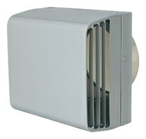 【AT-200TGSY4-BL】 メルコエアテック 外壁用(ステンレス製) 耐外風フード(左右開口タイプ)|縦ギャラリ 【AT200TGSY4BL】[新品]【RCP】【セルフリノベーション】【送料込み】