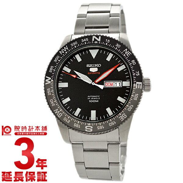SEIKO5 [海外輸入品] セイコー5 逆輸入モデル 5スポーツ 100m防水 機械式(自動巻き) SRP669K1 メンズ 腕時計 時計