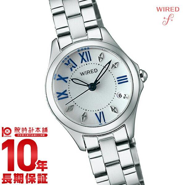 【500円割引クーポン】セイコー ワイアード WIRED ペアウォッチ AGEK424 [正規品] レディース 腕時計 時計【あす楽】