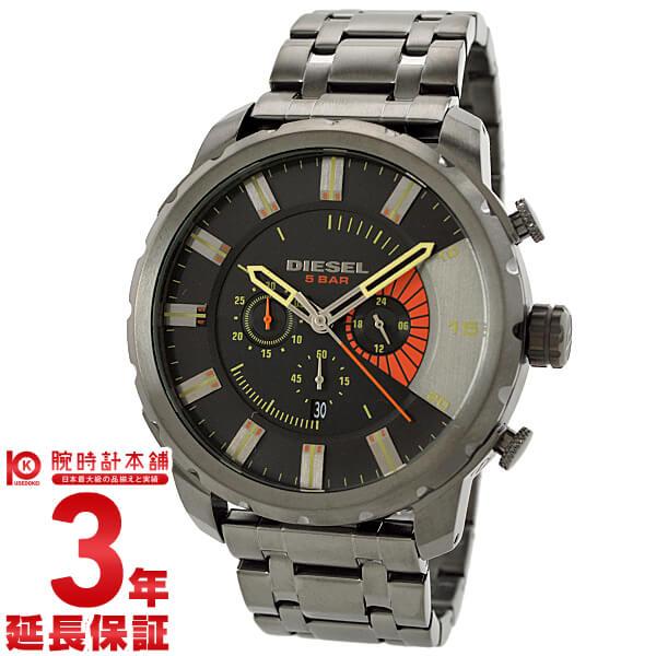 DIESEL [海外輸入品] ディーゼル ストロングホールド クロノグラフ DZ4348 メンズ 腕時計 時計