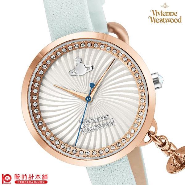 VivienneWestwood [海外輸入品] ヴィヴィアンウエストウッド ボウ VV139RSBL レディース 腕時計 時計【新作】