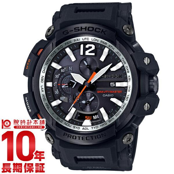 【8000円割引クーポン】【24回金利0%】カシオ Gショック G-SHOCK グラビティマスター GPW-2000-1AJF [正規品] メンズ 腕時計 時計(予約受付中)