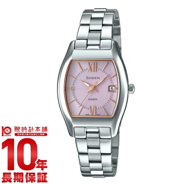 【500円割引クーポン】カシオ シーン SHEEN  SHS-4501D-4AJF [正規品] レディース 腕時計 時計