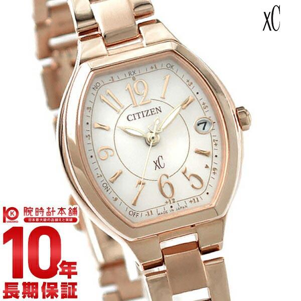 【ポイント10倍】シチズン クロスシー XC  ES9362-52W [正規品] レディース 腕時計 時計【あす楽】